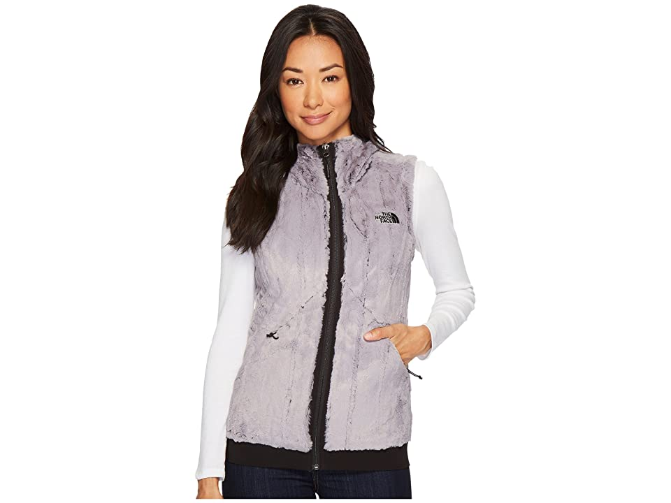 The North Face Furlander Vest (Mid Grey/TNF Black) Women