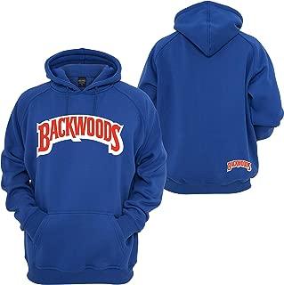 Backwoods Hoodie Cigarrillos Wiz Khalifa Stoner 420 Off Coast Sweatshirt Blue