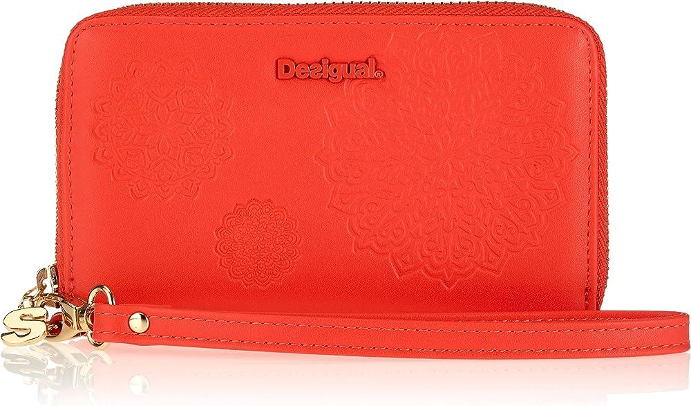 Desigual portafoglio da donna porta carte di credito 61Y53H03148U