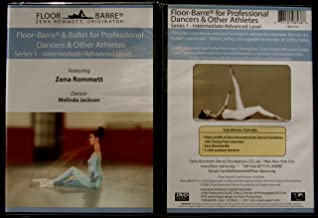 Zena Rommett Floor-Barre® Series I for Professional Dancers & Other Athletes