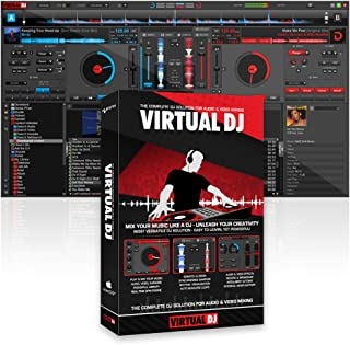 virtual dj 2018 license