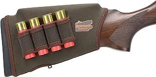 Beartooth Comb Raising Kit 2.0 - Premium Neoprene Gun Stock Cover + (5) Hi-Density Foam Inserts - Shotgun Model - Made in USA