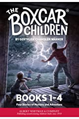 The Boxcar Children Mysteries Boxed Set #1-4 Kindle Edition