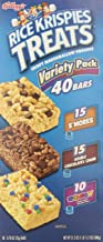 Rice Krispies Treats 3-Flavor Variety Pack, 40-Count Treats