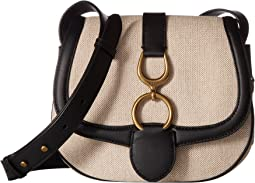 Barrington Saddle Crossbody Large