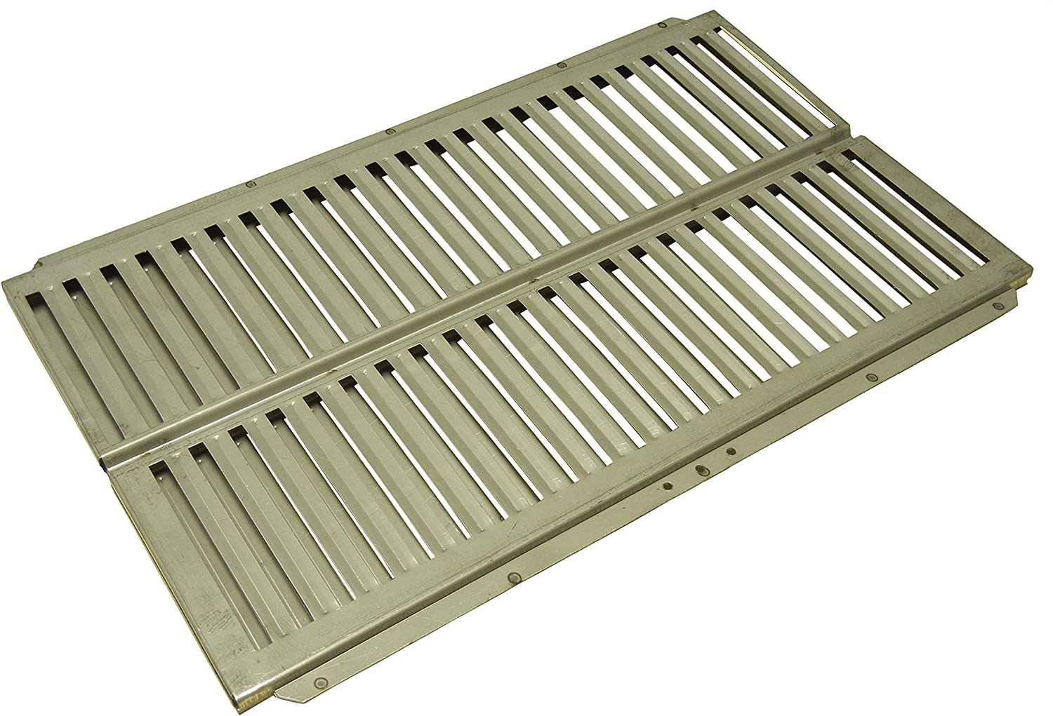 OFFer Music City Metals 99831 Max 45% OFF Stainless Replacement Heat Steel Plate f
