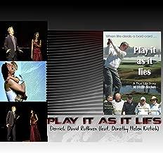 Play It As It Lies (feat. Dorothy Helen Kistiah)