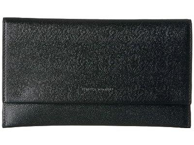 Rebecca Minkoff Wallet Clutch (Black) Handbags