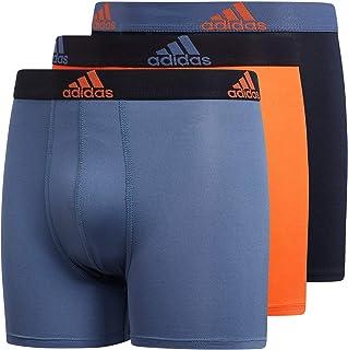 Sponsored Ad - adidas Boy's Performance Boxer Briefs Underwear (3-Pack)