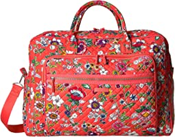 Vera Bradley Iconic Grand Weekender Travel Bag