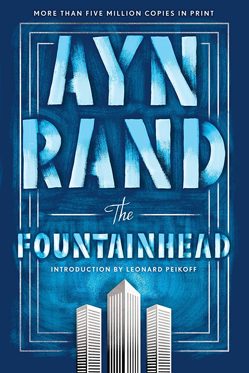 中級すべき地元The Fountainhead (English Edition)