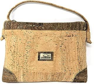 Montado Crossbody Bag Handbag Purse for Women - Handmade in Portugal From Cork Leather - Vegan & PETA-Approved