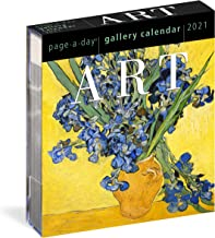 Art Page-A-Day Gallery Calendar 2021 Book PDF