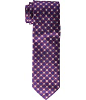 Canali - Woven Jacquard Floral Burst Tie