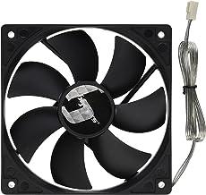 Bgears b-Blaster 120mm 2 Ball Bearing High Speed Extreme Airflow Fan,Black