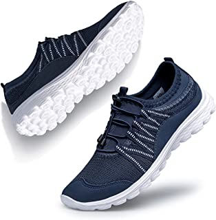 Sneakers Women Walking Shoes Comfortable Lightweight Work Casual Workout Shoes for Indoor Outdoor Gym Travel