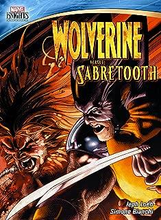 Marvel Knights: Wolverine Vs. Sabretooth