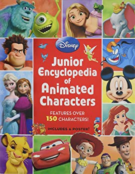 Junior Encyclopedia of Animated Characters Hardcover