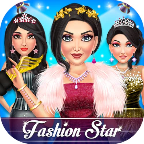 Fashion Star Makeover : Hollywood Actress Dress Up