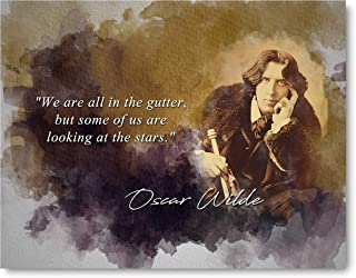 oscar wilde we are all in the gutter