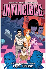 Invincible Vol. 23: Full House Kindle Edition