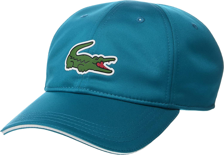 Lacoste Men's Sport Miami Open Edition Croc Cap