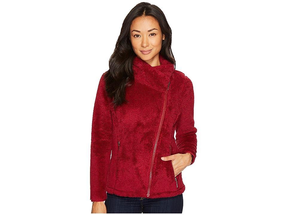 Mountain Khakis Wanderlust Fleece Jacket (Beaujolais Solid) Women