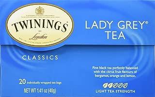 Twinings Lady Grey Tea (3x20 bag)
