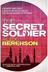 The Secret Soldier (John Wells Book 5) Kindle Edition