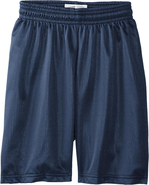 Soffe Big Boys' Nylon Mesh Short Fitness Mini favorite Import