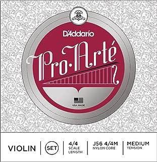 d addario pro arte violin strings
