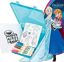 Crayola 75-2595 Frozen Color Wonder Mess Free Coloring Set, Travel Coloring Kit, Gift for Girls