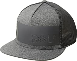 PUMA Golf - Wordmark Snapback Cap