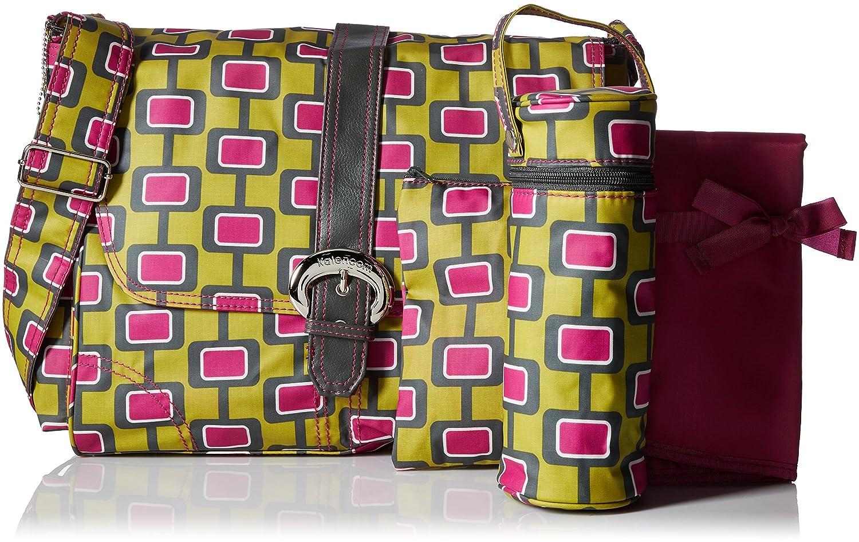 Kalencom Messenger Buckle Diaper Bag, Urban
