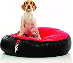 Pouf Daddy Pouf Doggy Medium Dogbed, Red, 80D cm