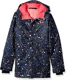 Under Armour Kids Womens UA ColdGear Infrared Powerline Insulated Jacket (Big Kids)