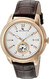 [ルシアン・ピカール]Lucien Piccard 腕時計 40032-RG-02S-BRW メンズ [並行輸入品]