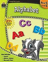 ready-set-learn: الحروف الأبجدية prek-k