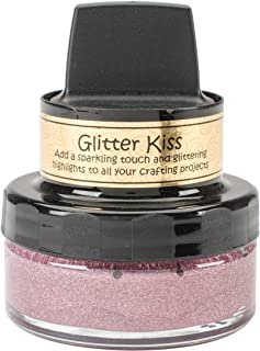 Creative Expressions CSGK Cosmic Shimmer Glitter Kiss, Pink Sapphire