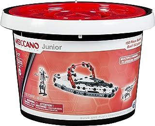 Meccano Junior 150 Pieces Buckets