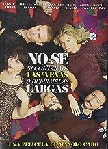 No Se Si Cortarme las Venas o Dejarmelas Largas (Region 1 and 4 DVD) (Spanish Audio Only NO ENGLISH SUBTITLES)