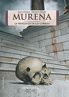 Murena nº 08 (NE): La venganza de las cenizas