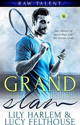 Grand Slam: A BDSM Sports Romance Novel (Raw Talent Book 1)