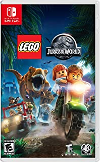 LEGO Jurassic World - Nintendo Switch - Standard Edition - Nintendo Switch