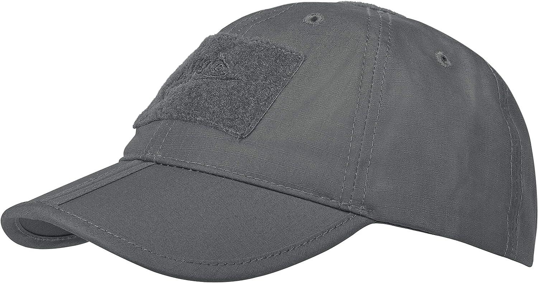 Helikon Baseball Folding Cap Tex - Gorra de béisbol Plegable (polialgodón) Hombre