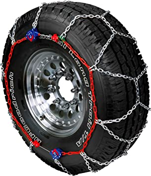 Peerless 0231805 Auto-Trac Light Truck/SUV Tire Traction Chain - Set of 2: image