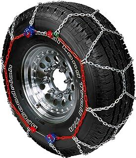 Peerless 0232805 Auto-Trac Light Truck/SUV Tire Traction Chain – Set of 2