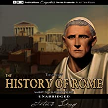 history of rome audible