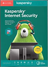 KASPERSKY INTERNET SECURITY 2020 - 4 USERS - AUTHENTIC MIDDLE EAST VERSION - 1 YEAR