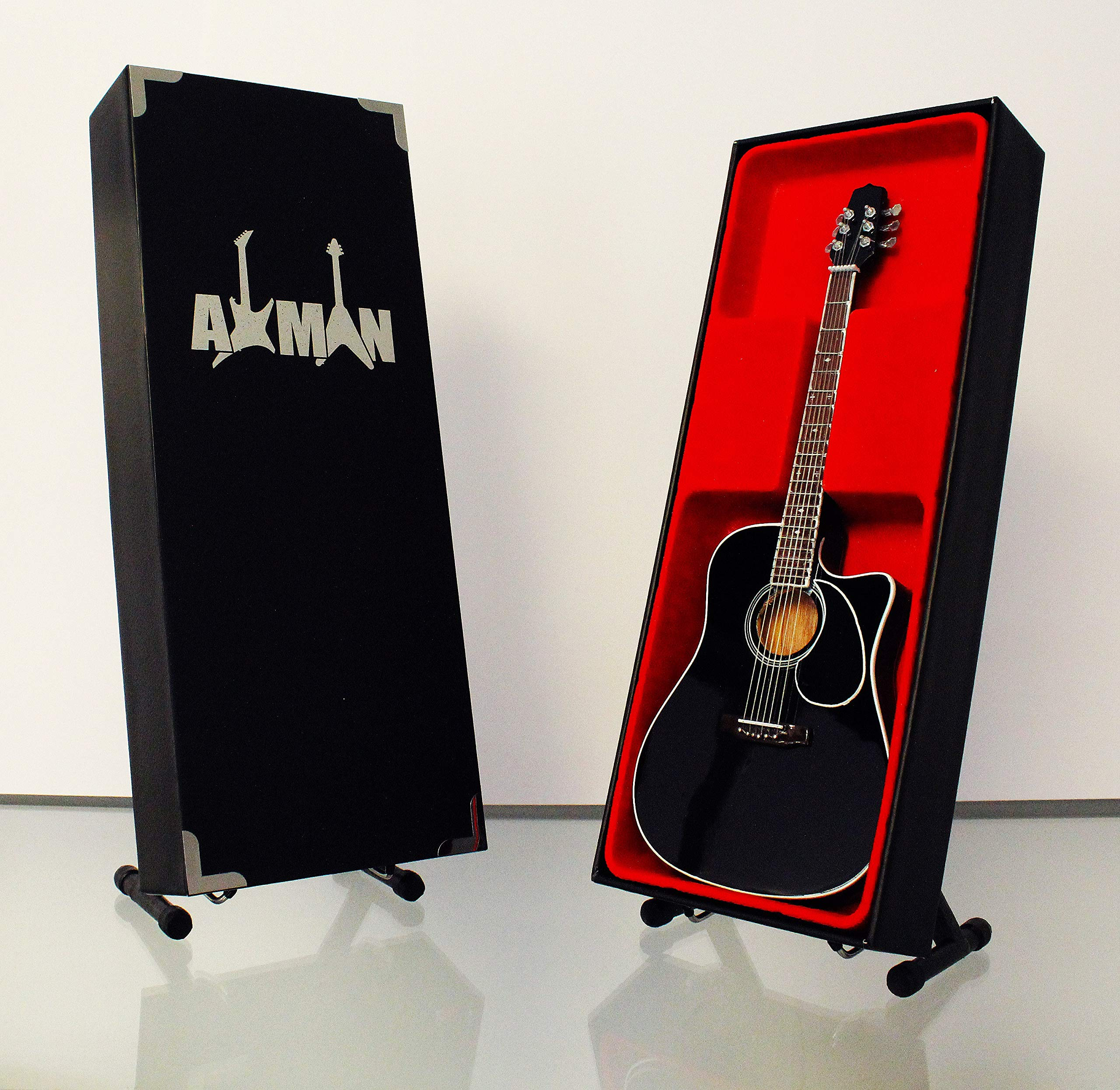 Miniatura Guitarra Replica: Jon Bon Jovi: Amazon.es: Instrumentos ...